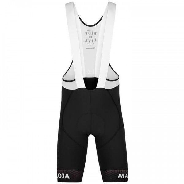 MALOJA PushbikersM. Bib Shorts black