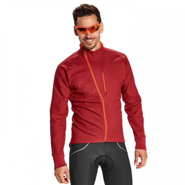 MAVIC Aksium Winter Jacket, dark red