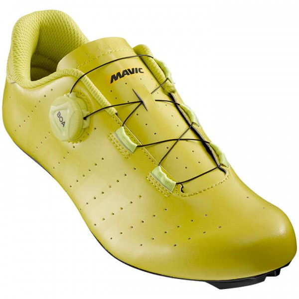 MAVIC Cosmic BOA 2019 Road Bike Shoes yellow