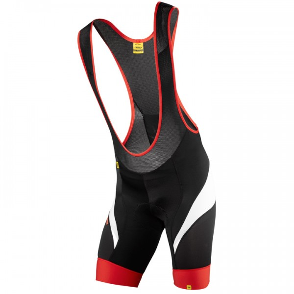 MAVIC HC Bib Shorts black-white-red