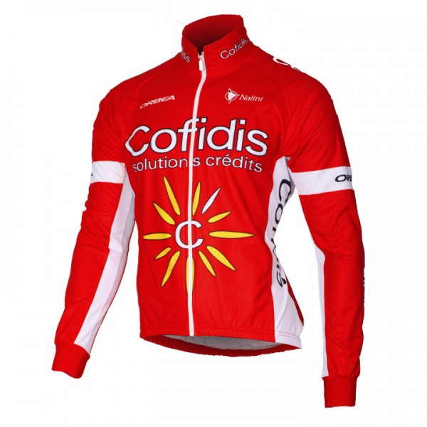 COFIDIS SOLUTION CREDITS Thermal Jacket 2016