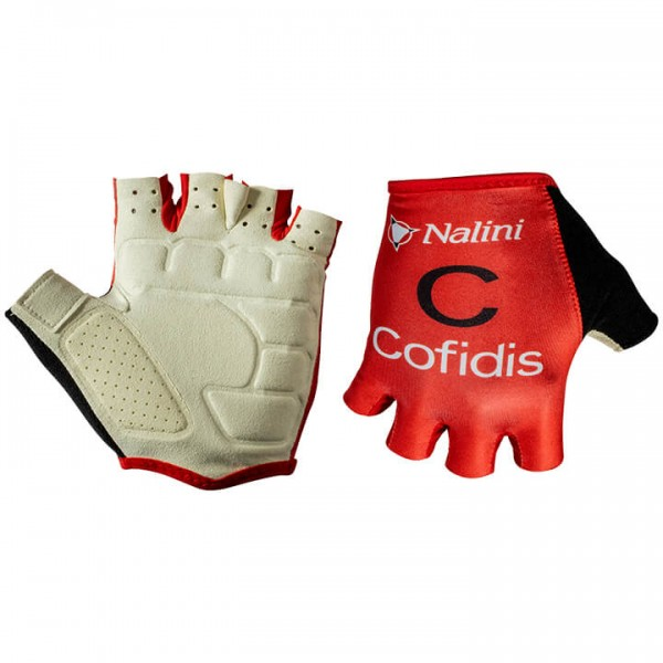 COFIDIS SOLUTIONS CREDITS Cycling Gloves 2019