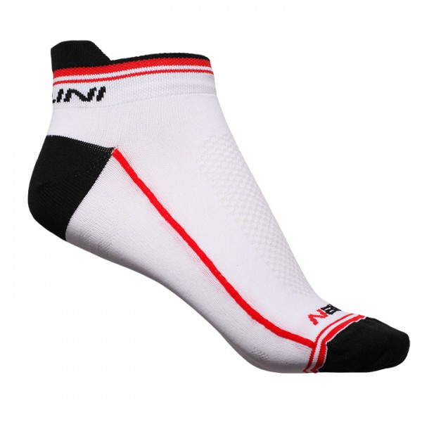 NALINI PRO Estrina Cycling Socks white-black
