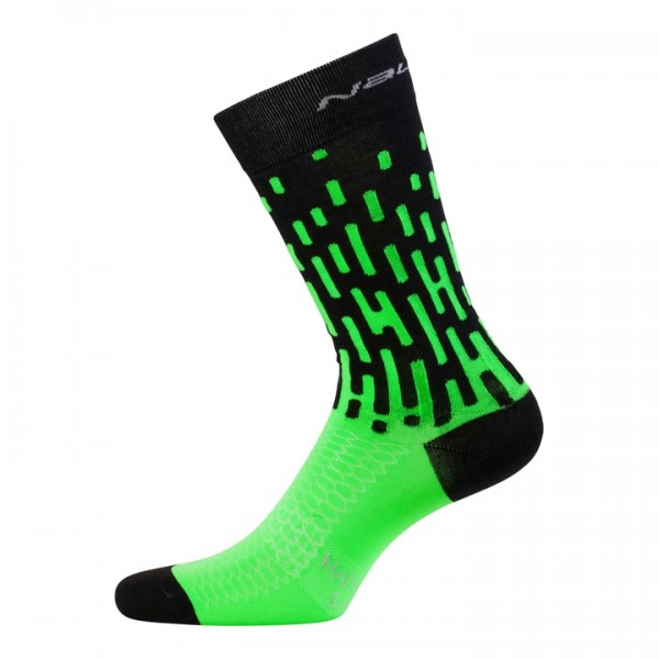 NALINI Fulmine Cycling Socks black