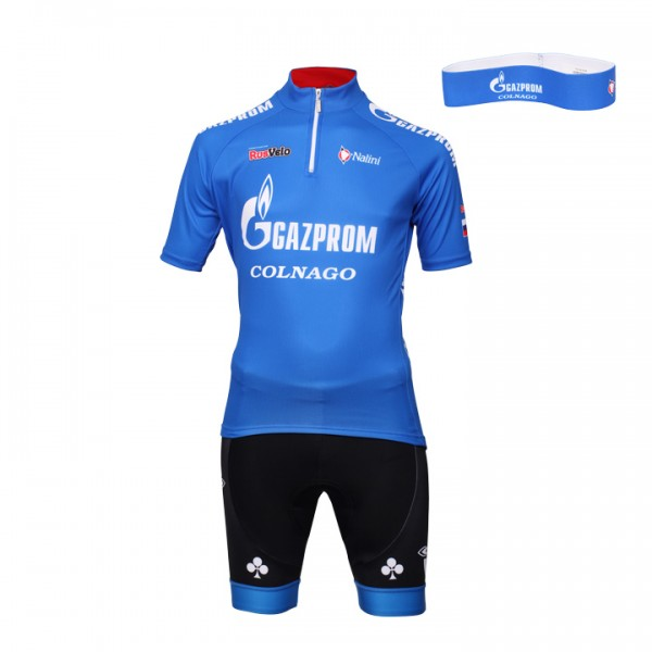 GAZPROM- RUSVELO Children's Kit (3 pieces) 2016