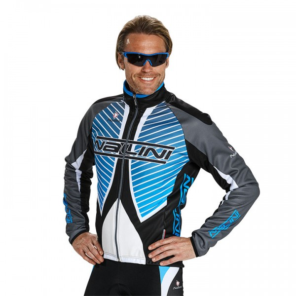 NALINI PRO Momhil Winter Jacket, blue-white-black