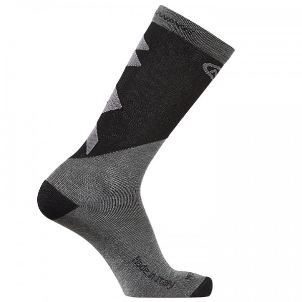 NORTHWAVE Extreme Pro Thermal Cycling Socks grey - black