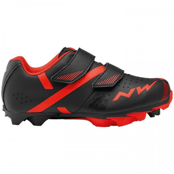 NORTHWAVE Hammer 2 Junior 2019 MTB Shoes black - red