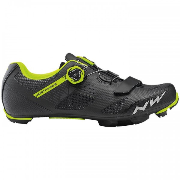 NORTHWAVE Razer 2019 MTB Shoes neon yellow - black