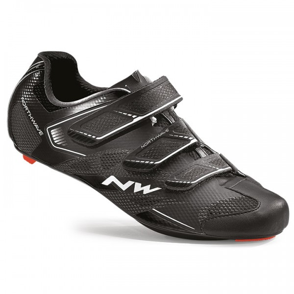 NORTHWAVE Sonic 2 2017 Road Bike Shoes, black black