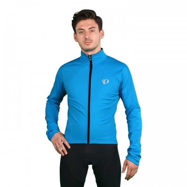 PEARL IZUMI Elite Pursuit AMFib Winter Jacket black - blue