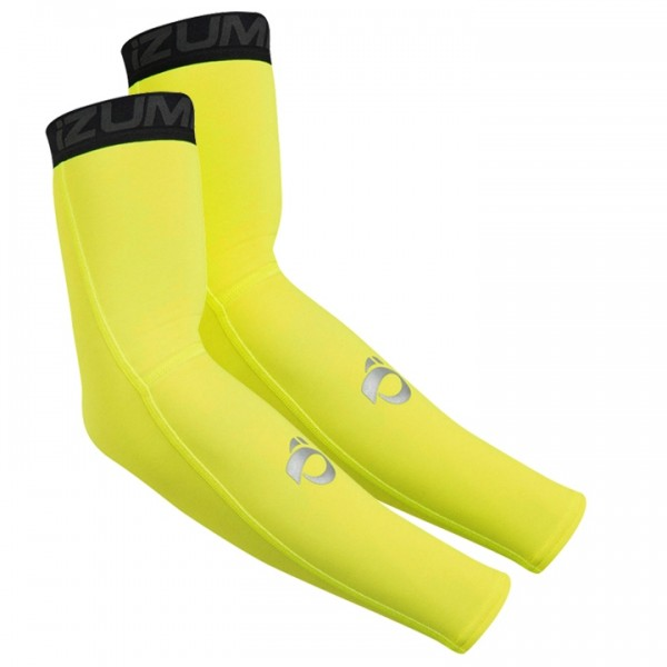 PEARL IZUMI Elite Thermal Arm Warmers neon yellow