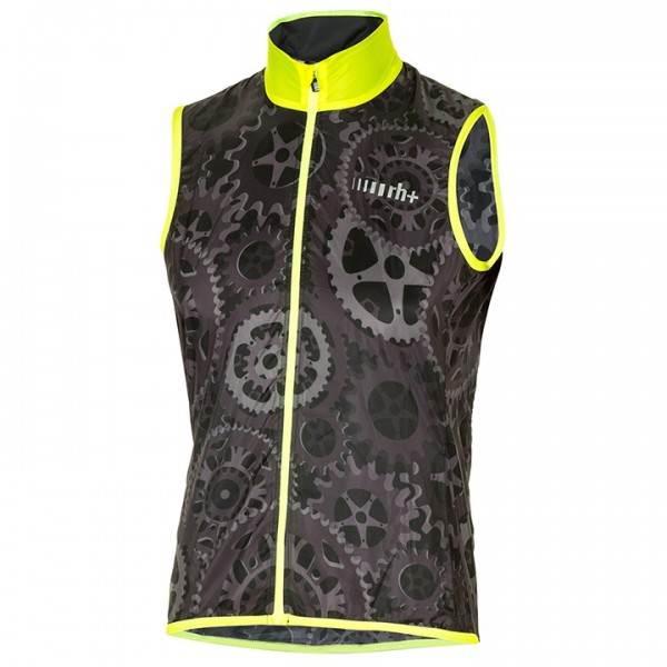 rh+ Emergency Wind Vest
