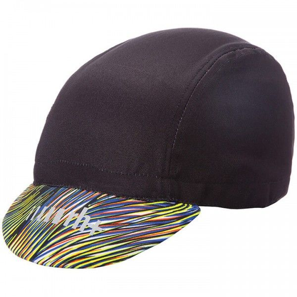 rh+ Fashion Cycling Cap black - multicoloured