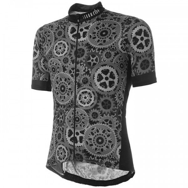 rh+ Fashion Power Short Sleeve Jersey grey