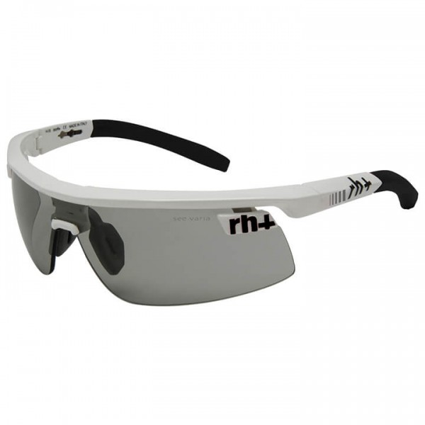 rh+ Olympo Triple Fit Evo 2019 photochromic Cycling Eyewear white - black