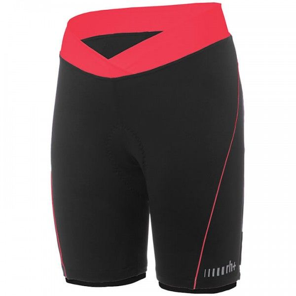 rh+ Pista Cycling Tights black - red