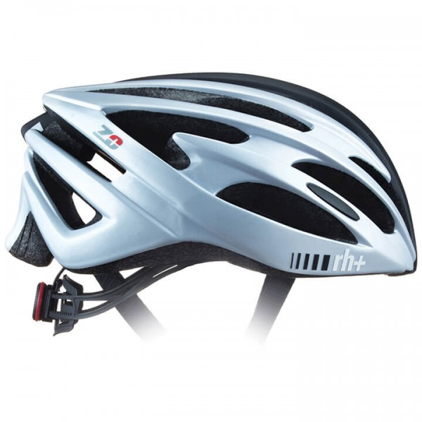 rh+ Z Zero 2019 Road Bike Helmet silver - black