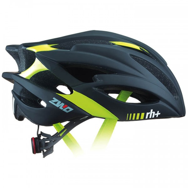 rh+ ZW0 2019 Road Bike Helmet neon yellow - black