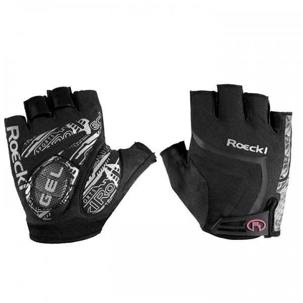 ROECKL Isaga Cycling Gloves black