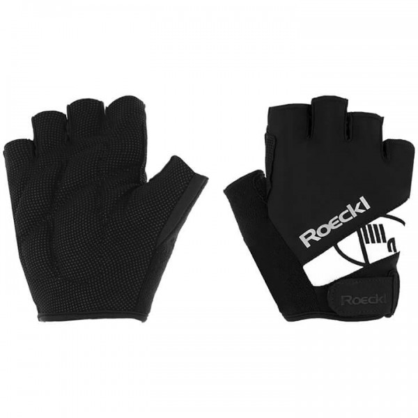 ROECKL Nizza Jr. Gloves white - black