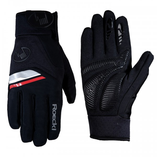 ROECKL Perroy Winter Cycling Gloves black