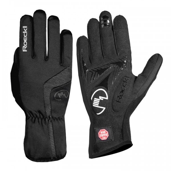 ROECKL Reinbeck Winter Cycling Gloves black