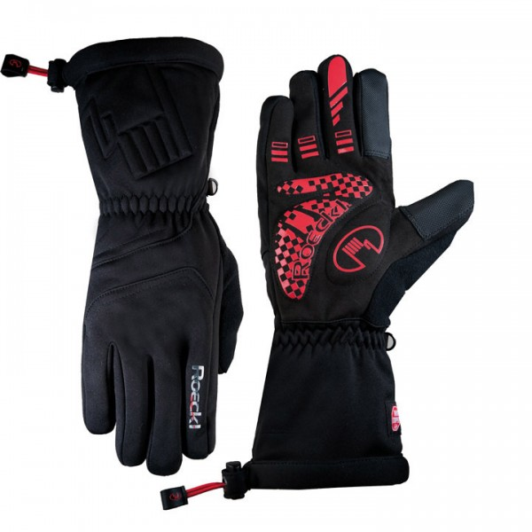 ROECKL Riken Winter Cycling Gloves black