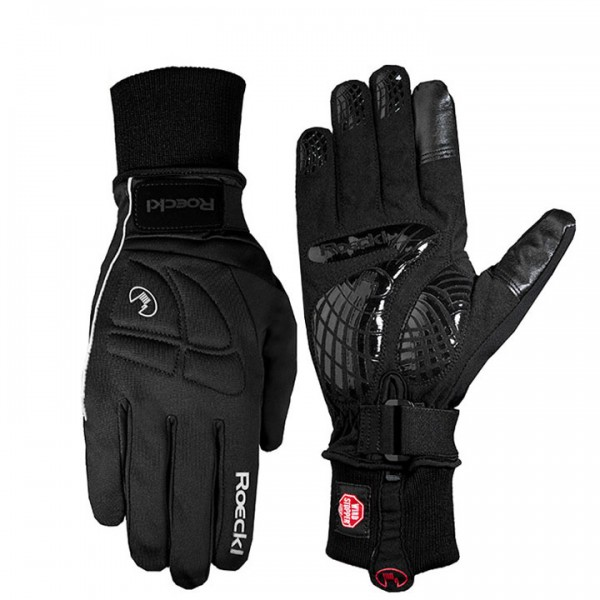 ROECKL Rosello Winter Cycling Gloves black
