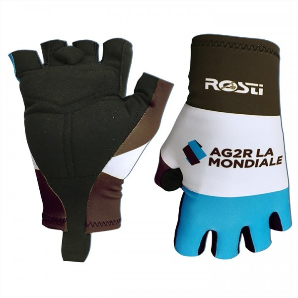 AG2R La Mondiale 2018 Cycling Gloves