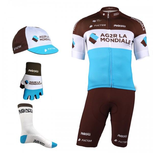 AG2R LA MONDIALE 2018 Maxi-Set (5 pieces)