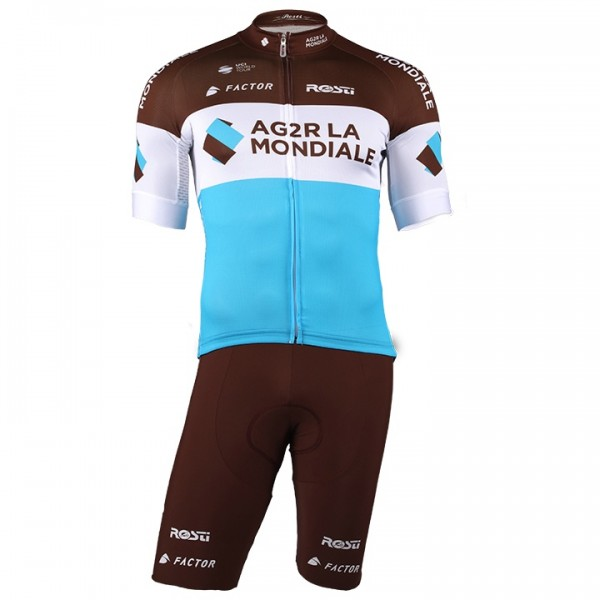 AG2R LA MONDIALE 2018 Set (2 pieces)