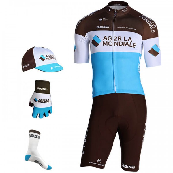 AG2R LA MONDIALE 2019 Maxi-Set (5 pieces)
