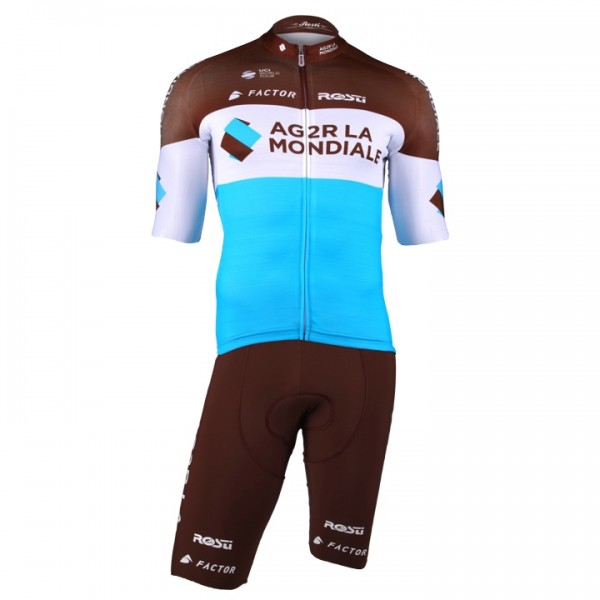 AG2R LA MONDIALE Pro Race 2018 Set (2 pieces)