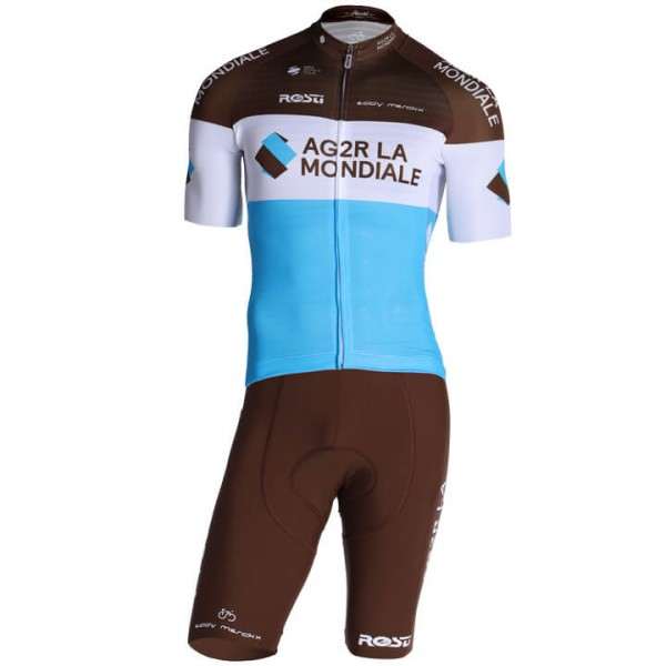 AG2R LA MONDIALE Pro Race 2019 Set (2 pieces)