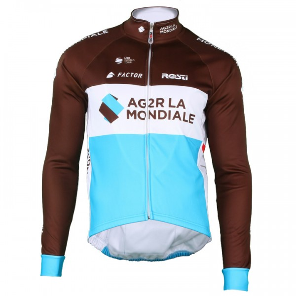 AG2R LA MONDIALE Thermal Jacket 2018