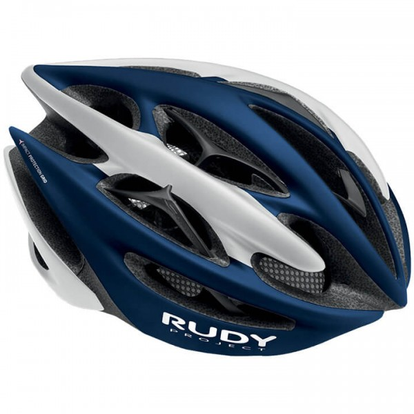 RUDY PROJECT Sterling + 2019 Cycling Helmet white - blue