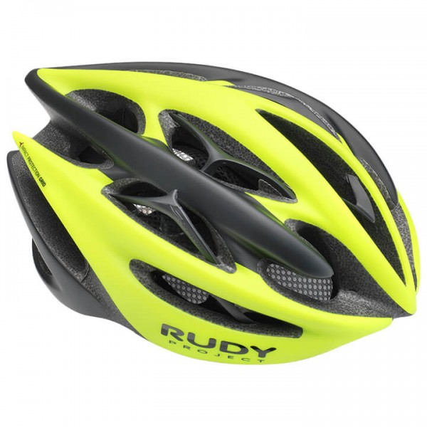 RUDY PROJECT Sterling + 2019 Cycling Helmet neon yellow - black