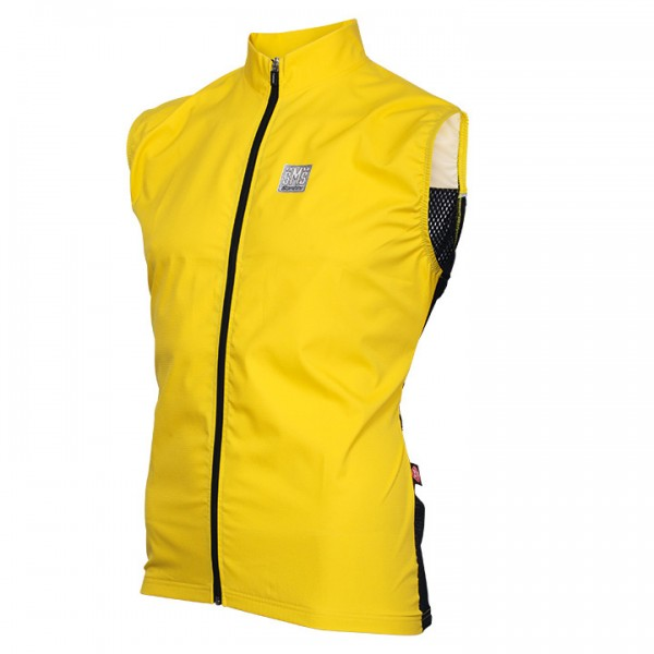 SANTINI Active Wind Vest yellow