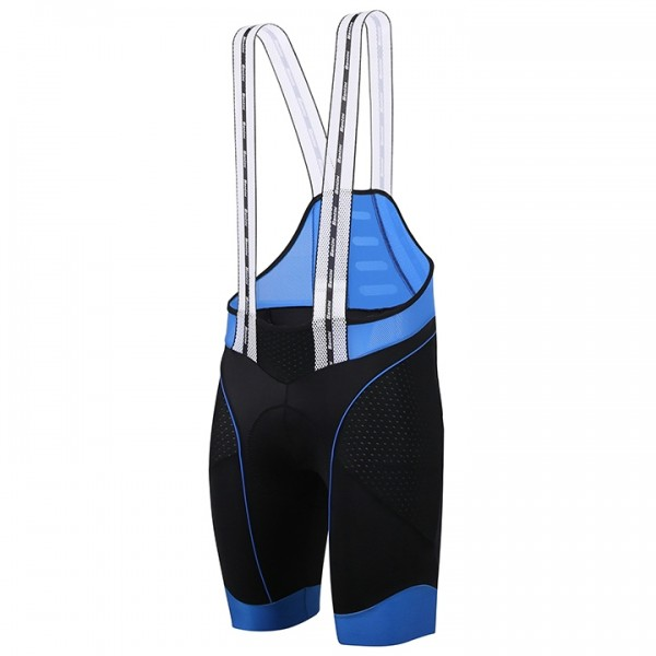 SANTINI BCOOL Bib Shorts black-blue