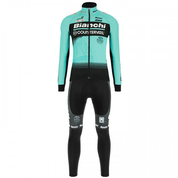 BIANCHI COUNTERVAIL 2018 Set (2 pieces)