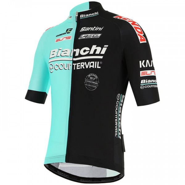 BIANCHI COUNTERVAIL 2019 Short Sleeve Jersey
