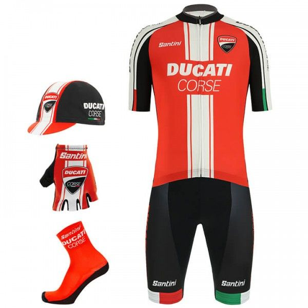 DUCATI CORSE 2019 Maxi-Set (5 pieces)