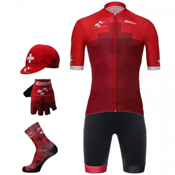 Tour de Suisse 2018 Maxi-Set (5 pieces)