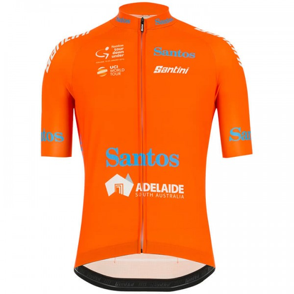 Tour Down Under Jersey Ochre 2019