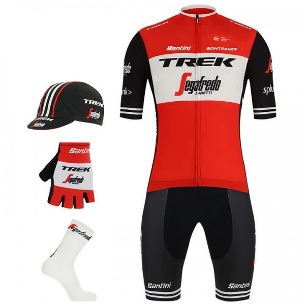 TREK-SEGAFREDO 2019 Maxi-Set (5 pieces)