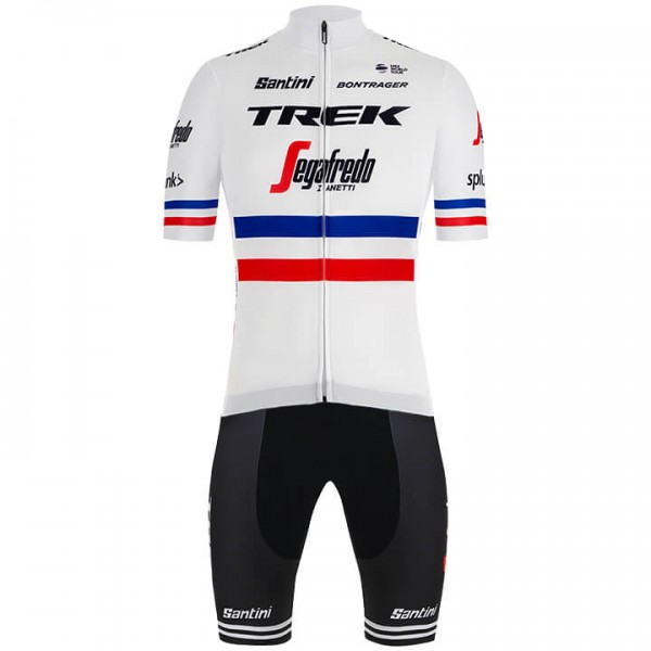 TREK-SEGAFREDO French Champion 2019 Set (2 pieces)