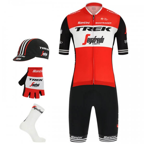 TREK-SEGAFREDO Race 2019 Maxi-Set (5 pieces)