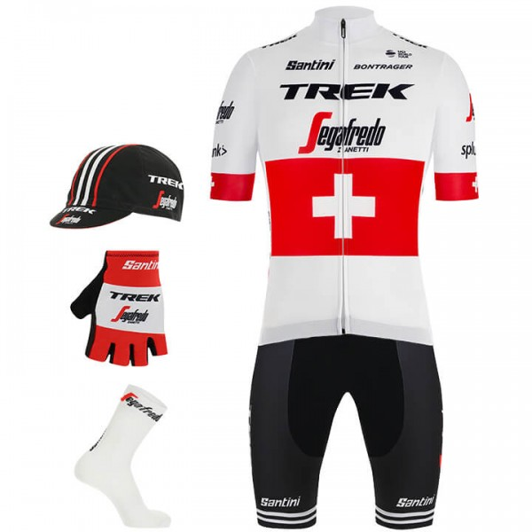 TREK-SEGAFREDO Swiss Champion 2019 Maxi-Set (5 pieces)