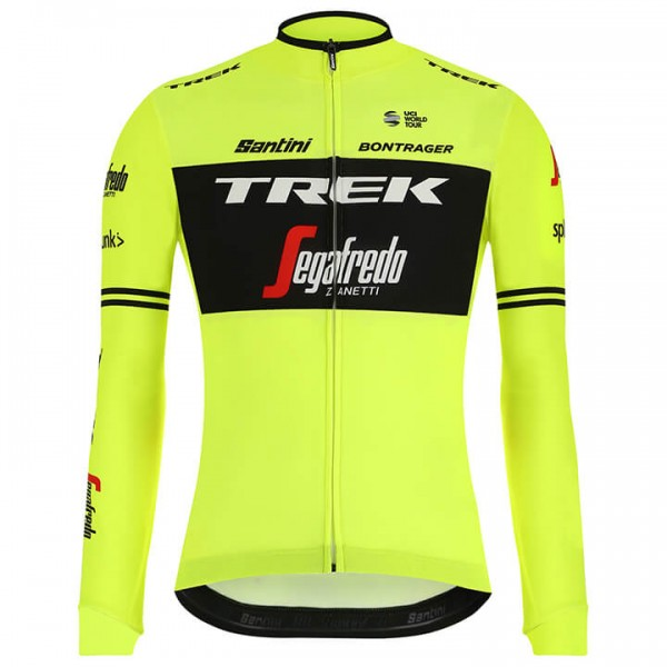 Trek-Segafredo Training 2019 Long Sleeve Jersey